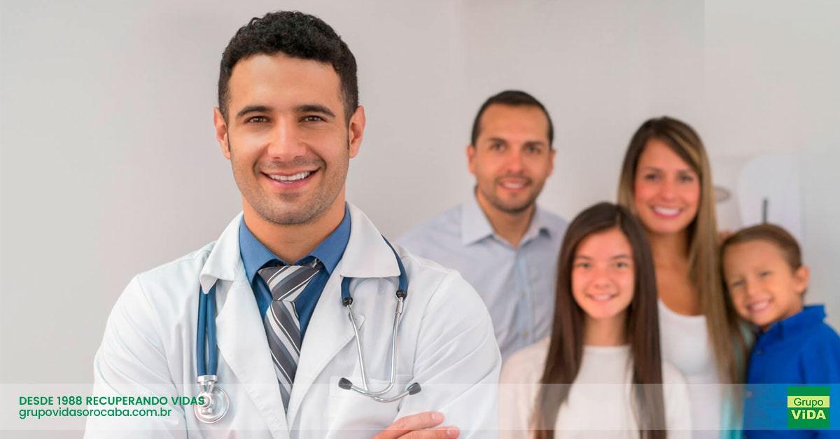 Clinica de Tratamento para Usuários de Drogas de Águas de São Pedro - SP | Desde 1988 - Clínica de Recuperação Grupo ViDA