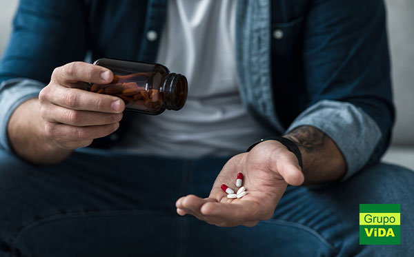 Internação para Dependentes em Medicamentos em Clínica de Recuperação