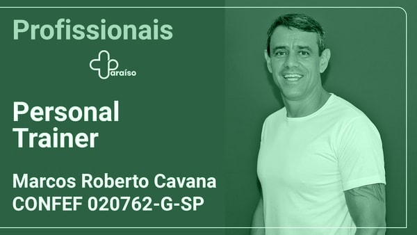 Personal Trainer Marcos