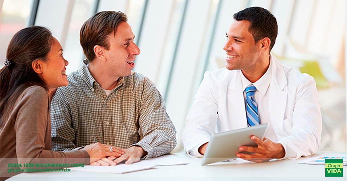 Clinica de Tratamento com Ibogaína de Águas da Prata - SP | Clinica de Recuperação Grupo ViDA