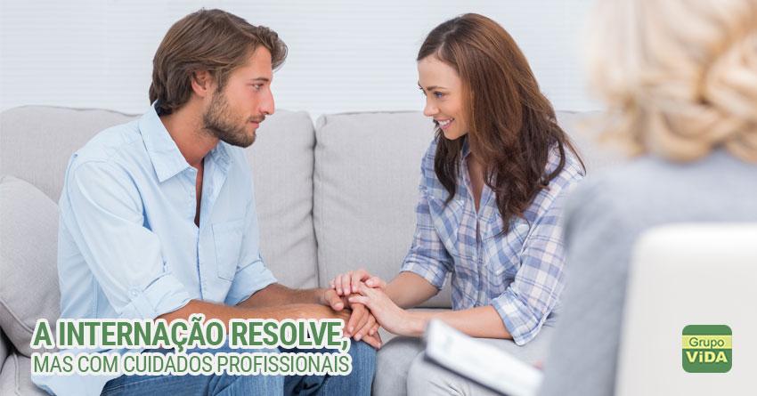 Clinica de Tratamento para Usuários de Drogas de Boca do Acre - AM | Internação com Cuidados Especiais